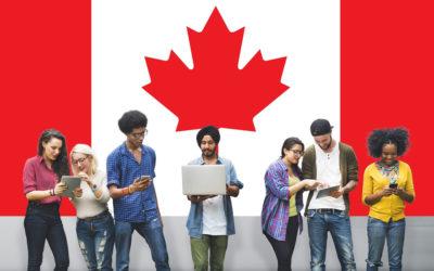 Why study English in Canada