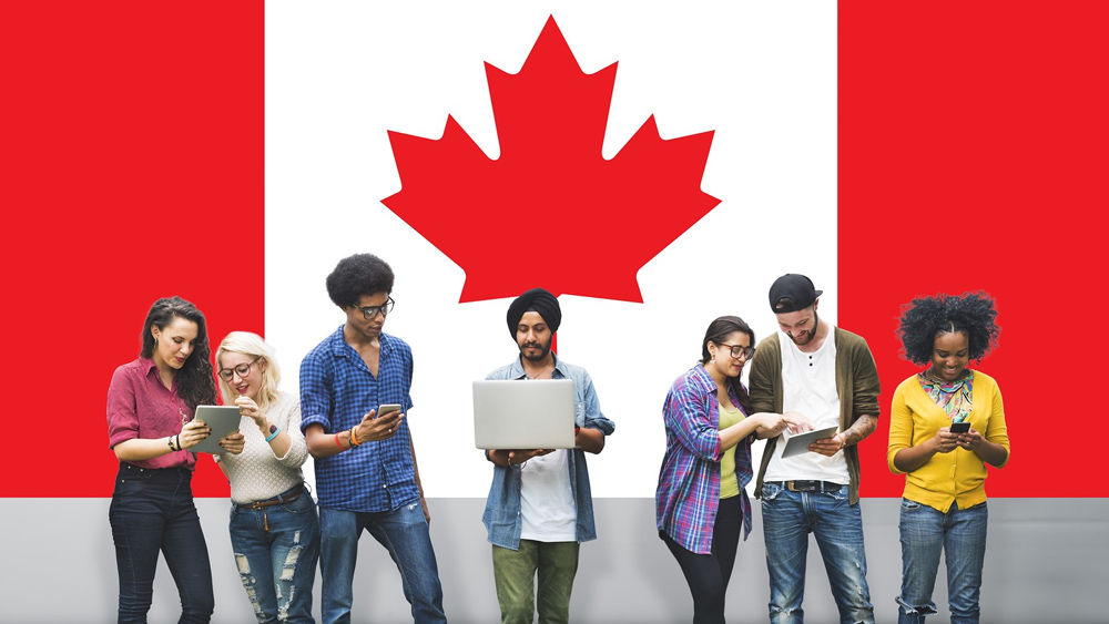 Why study English in Canada